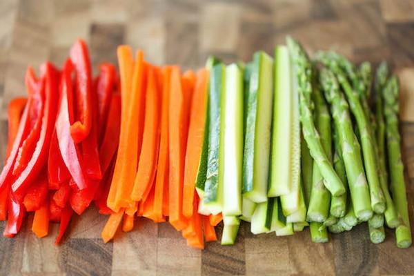Азиатские рулетики из говядины с овощами, изображение №2