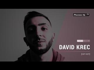 DAVID KREC  hip-hop  @ Pioneer DJ TV   Moscow
