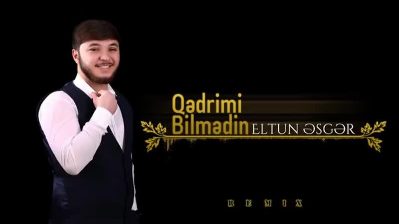 V Esger Qedrimi Bilmedi BASS REMİX mp4