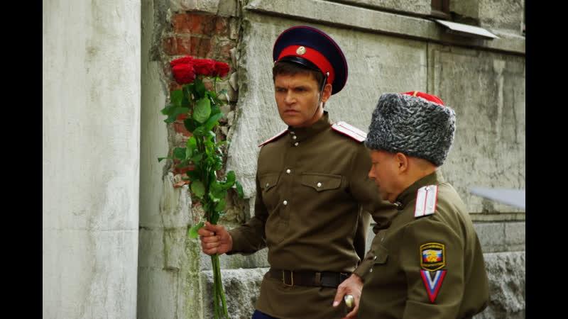 Прапорщик Засядько наставляет сына перед пикапом
