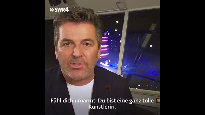21 101 2019 SWR4 Rheinland Pfalz Приветствие для Die Schlagernacht des Jahres 2019