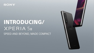 Introducing the Sony Xperia 5 III