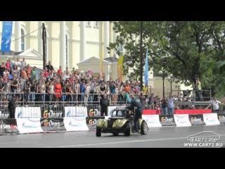 Nismo G-Drive Show состоялось в Тюмени