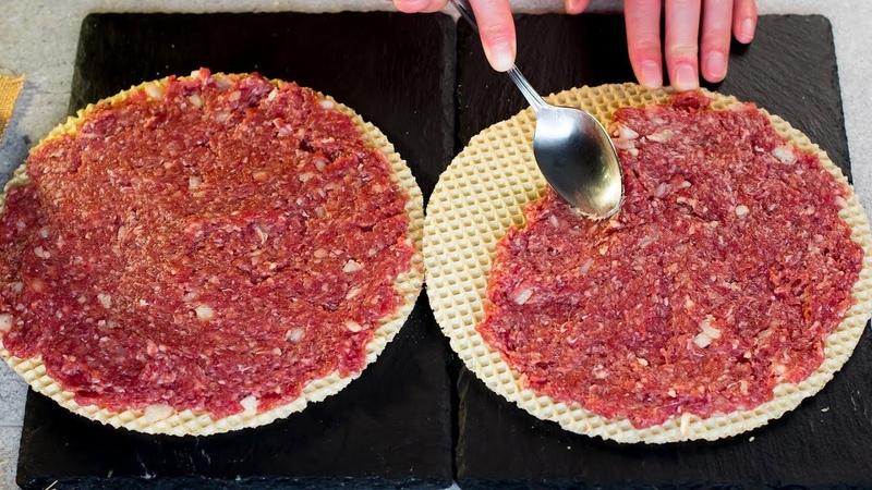 Вы никогда не готовили мясной фарш таким образом Готовлю их часто вместо котлет