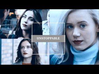 Unstoppable | multifemale (Skam + remakes)