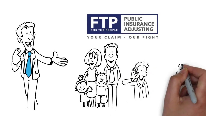 FOR THE PEOPLE PUBLIC INSURANCE ADJUSTING Your Claim Our Fight