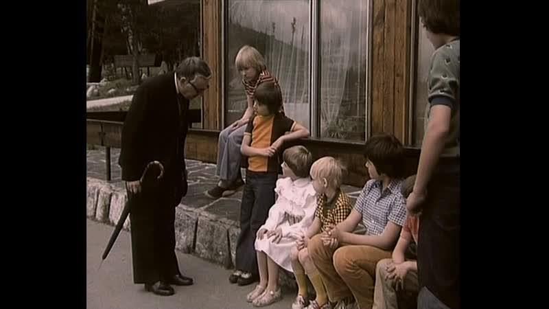 Приключения в каникулы Spadla z oblakov 1978 06 Папа всё уладит