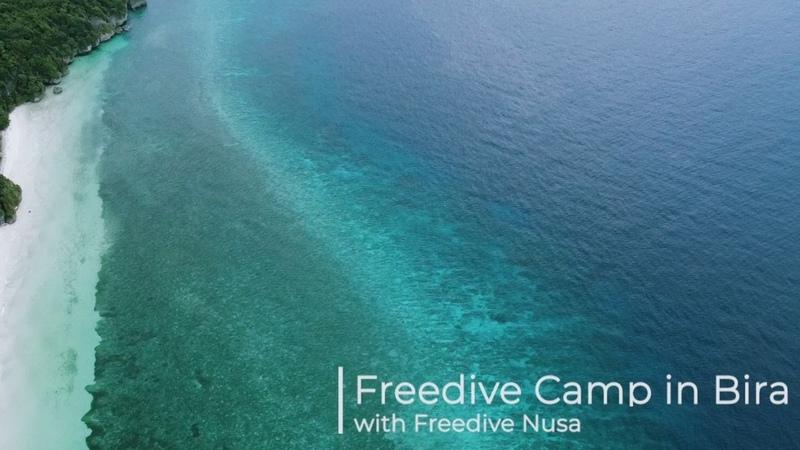 Freedive Camp in Bira