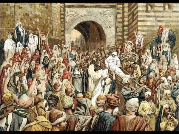 Воскрешение сына Наинской вдовы