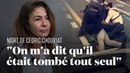 L'épouse du livreur décédé Cédric Chouviat témoigne : Ces policiers m'ont menti