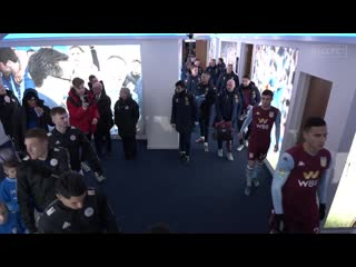 Tunnel Cam _ Leicester City vs. Aston Villa _ 2019_20