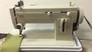 Промышленная машина строчки зиг-заг с шагающей лапкой и бытовым мотором Aurora A-2153-HM