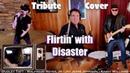 Dudley Taft Jay Jesse Johnson Walfredo Reyes Jr. Kasey Williams cover Flirtin' with Disaster