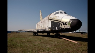 Abandoned Russian space shuttles 2016. Amazing abandoned places in Russia