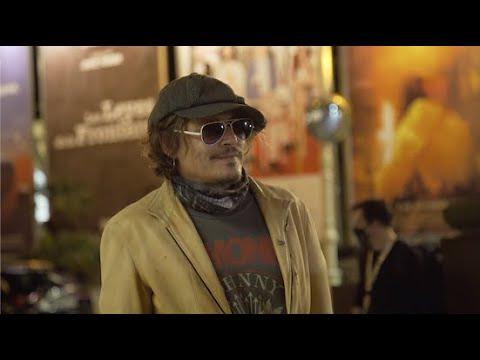 Llegada de Johnny Depp CROCK OF GOLD A FEW ROUNDS WITH SHANE MACGOWAN S O 2020