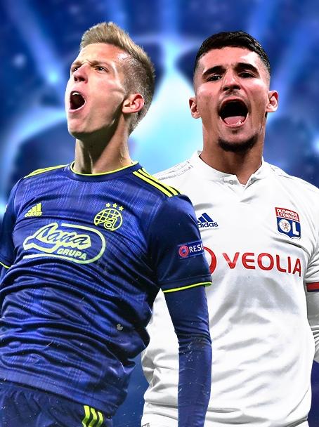 """Воспитанник """"Барсы"""" в Загребе и французский некстван за 40 млн евро. Будущие звезды, которых открыла Лига чемпионов"""