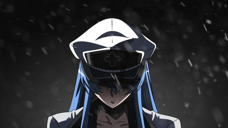 Сказки Чёрного Города Снежная королева Akame ga Kill
