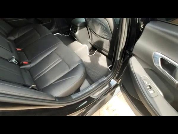 Обзор Коврики EVA Hyundai Sonata VIII ND8