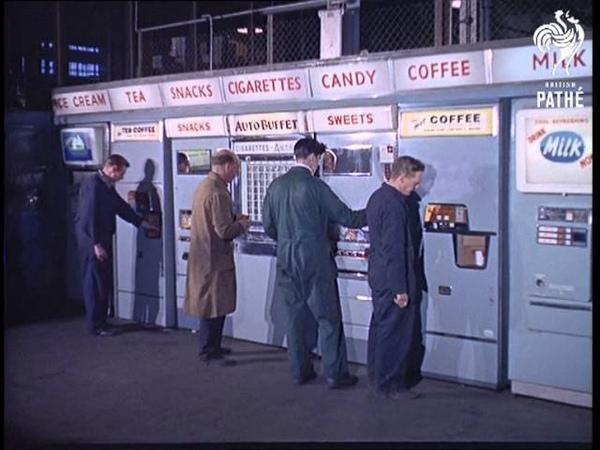 Slot Machine AKA Slot Machine Age 1964