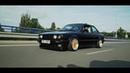 ┃Stance┃ Black BMW e30 325i Coupe ┃FURT BOKEM┃