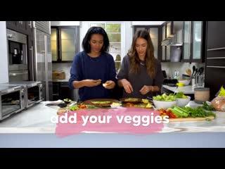 3 способа приготовления тостов с авокадо | YouTube Джессики | 22 мая 2020