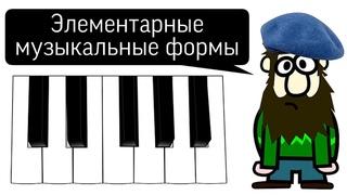 20 урок: «Музыкальная форма: Период. 2-х частная форма. Приёмы развития». (Курс «Music Theory»)