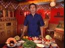 Телекафе Кухни мира Бирманская Салат по рецепту бирманских монахов Филе окуня по рыбачьи Овощное рагу по бирмански