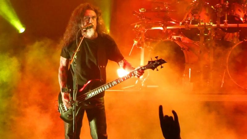 Payback Temptation Born of Fire Slayer@Merriweather Columbia, MD 5/14/19