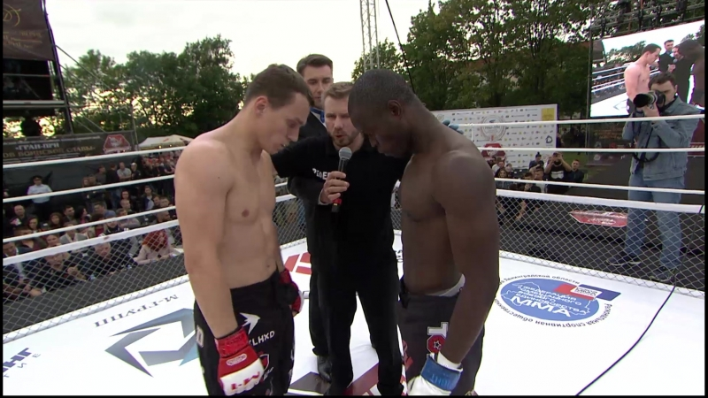 Кофи Бертран vs Артем Тарасов, Fightspirit Championship 8