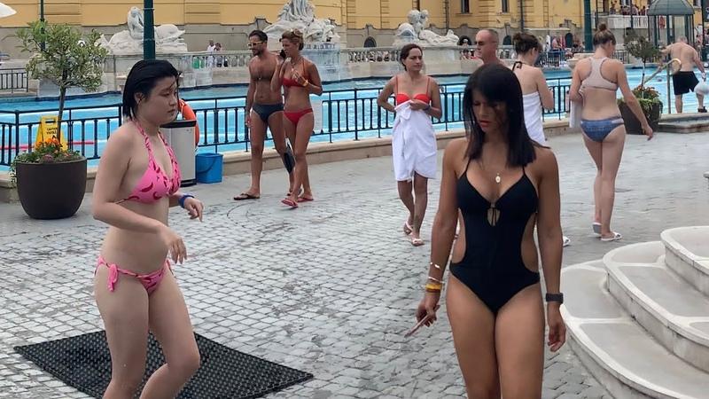Budapest Hungary 🇭🇺 Roman baths