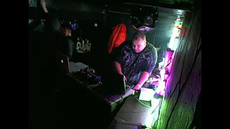 DJ Cafe-DJ Margo, DJ Bocha, DJ Fruit 18.02.2011 01ч-45 мин