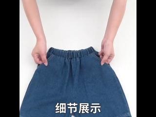 Одежда для подростков комплект девочек детская джинсовые куртки с вышивкой штаны костюм детей