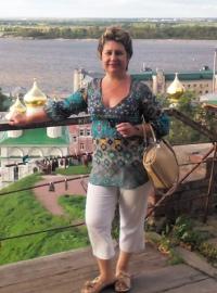 Olga  Glazova (Vasilevskaya)