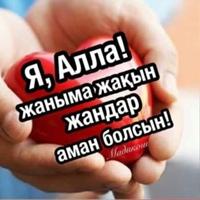 Личная фотография Sabira Begimbetova