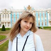 Фотография анкеты Юлии Сыпаловой ВКонтакте