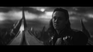 Lokane | Hurt { Loki and Jane