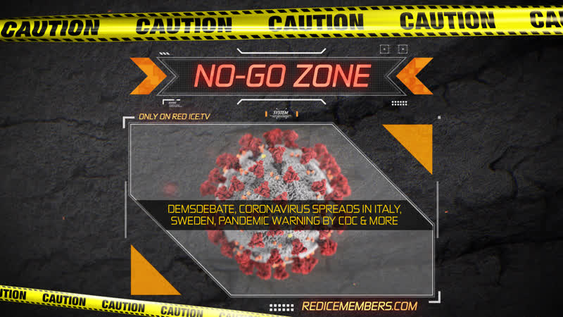 No Go Zone DemsDebate Coronavirus Spreads In Italy Sweden Pandemic Warning by CDC More