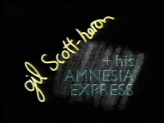 Gil Scott-Heron & His Amnesia Express Tales Of Gil 1990