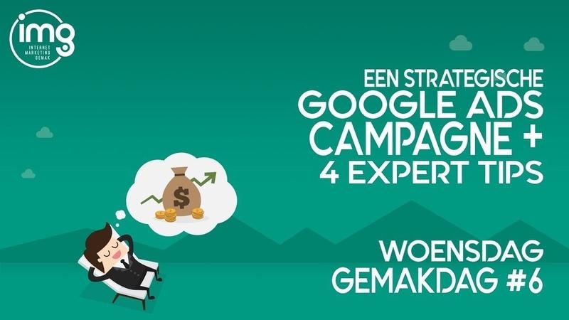 Google Adwords Uitleg De perfecte Google Ads Campagne 4 Expert Tips💪