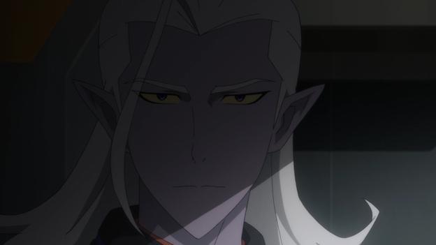В погоне за призраками восьмого сезона(Voltron), изображение №1