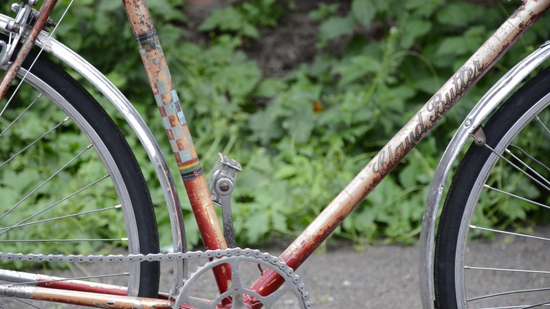 1956 Claud Butler - Vintage Bicycle Rustoration