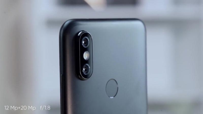 Xiaomi Mi A2 обзор и сравнение камерафона в нашем магазине по спец цене 14490р