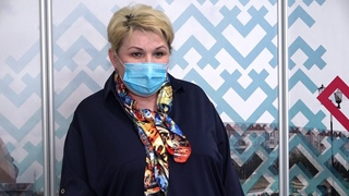 Ирина Горбачева - главный врач больницы