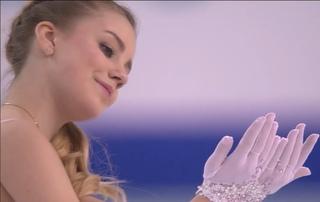 Junior Worlds 2016 Alisa FEDICHKINA SP