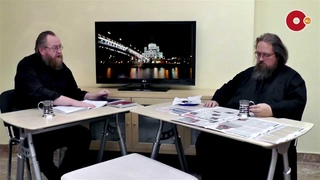 «Проклятые вопросы». О.Андрей Кураев - жертва «голубого лобби» в РПЦ (МП).