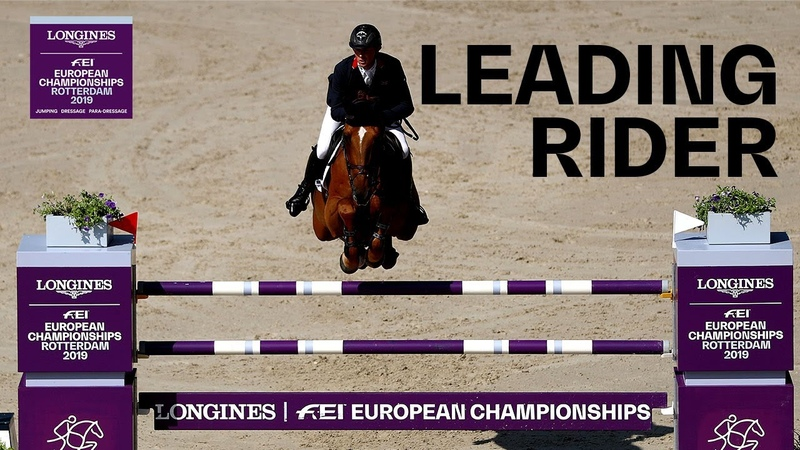 Ben Maher stands out on day 2 of Jumping | Longines FEI European Championships 2019