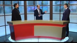 РИА Бир: Владыка Ефрем и глава Роспотребнадзора по ЕАО в брифинге на базе Правительства ЕАО