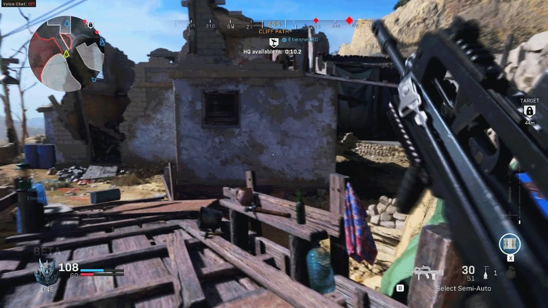 Call Of Duty: Modern Warfare 2019 PC BETA GAMEPLAY (No Commentary)