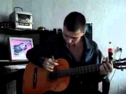 Армейские и дворовые песни под гитару Бессмысленны слова