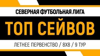Топ Сейвов. 9 тур. Брянцева 10